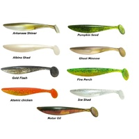 "5"" Lunker City SwimFish Fishing Lures"