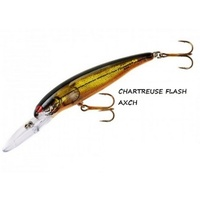 Chartreuse Flash Black