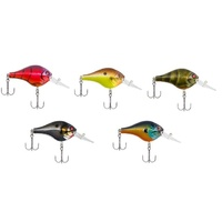 Berkley DIGGER Quick Deep Dive 50mm Crankbait Lures 6F