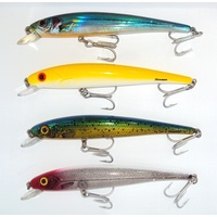 1x Bomber 150mm A Salt Saltwater Grade Long A Lure