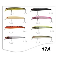 "7"" Bomber 17A Saltwater Grade Game Lures"