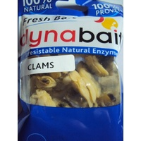 DynaBait Soft Fresh Clams Dyna Bait Bream Bass Flathead Fishing