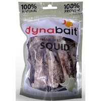DynaBait Freeze Dried Medium Squid Dyna Bait Fishing Lure Bream Flathead Bass Snapper