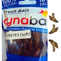 DynaBait Soft Mudeye Fresh Yabbie Dyna Bait Bream Bass Flathead Fishing Insect