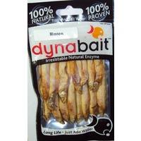 DynaBait Freeze Dried Small Minnow Fish Dyna Bait Fishing Lure