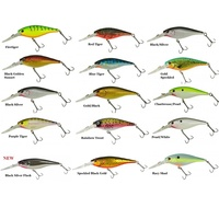 Berkley 4cm Flicker Shad Frenzy Rattling CrankBait Fishing Lure Bass Bream Trout