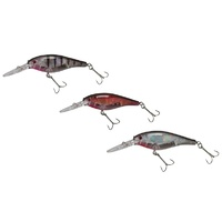 50mm BERKLEY FLICKER SHAD FLASHY PRO LURES