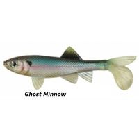 4in Berkley Havoc Sick Fish - Ghost Minnow