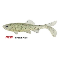 4in Berkley Havoc Sick Fish - Green Mist