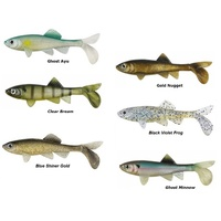 "6 Pks 5.5"" Berkley Havoc Papa Sick Fish Lures"