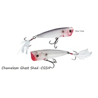 "3"" Yo Zuri Sashimi Colour Change Popper Lure CGSH"