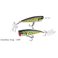 "3"" Yo Zuri Sashimi Colour Change Popper Lure CCMF"