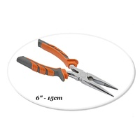 "6"" South Bend Long Nose Fish Gripper Fishing Pliers Wire Cutters"