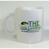The Little Lure Shop Ceramic Fishing Lure Coffee Cup Mug