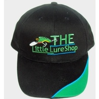 "New ""The Little Lure Shop"" Fishing Cap Camping Hat"