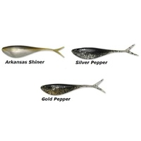"3-1/4"" Lunker City Fin S Shad Fishing Lures"