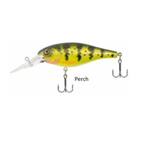 "2"" Berkley Bad Shad -  Perch"