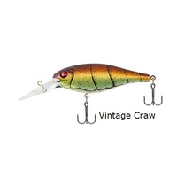 "2"" Berkley Bad Shad - Vintage Craw"