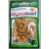 DynaBait Dried Tube Worm Dyna Bait