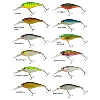 Berkley 9cm Flicker Shad Frenzy Rattling CrankBait Fishing Lure Bass Bream Trout