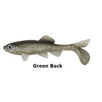 5.5in Berkley Havoc Papa Sick Fish Lures - Green Back Flake