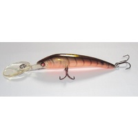 Sebile Koolie Minnow 76 LL Natural Prawn